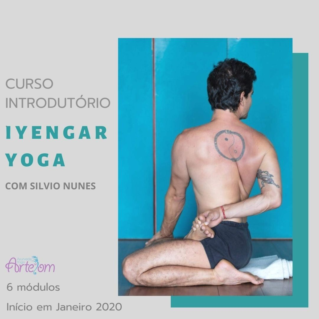 Curso Introdutório da Prática de Iyengar