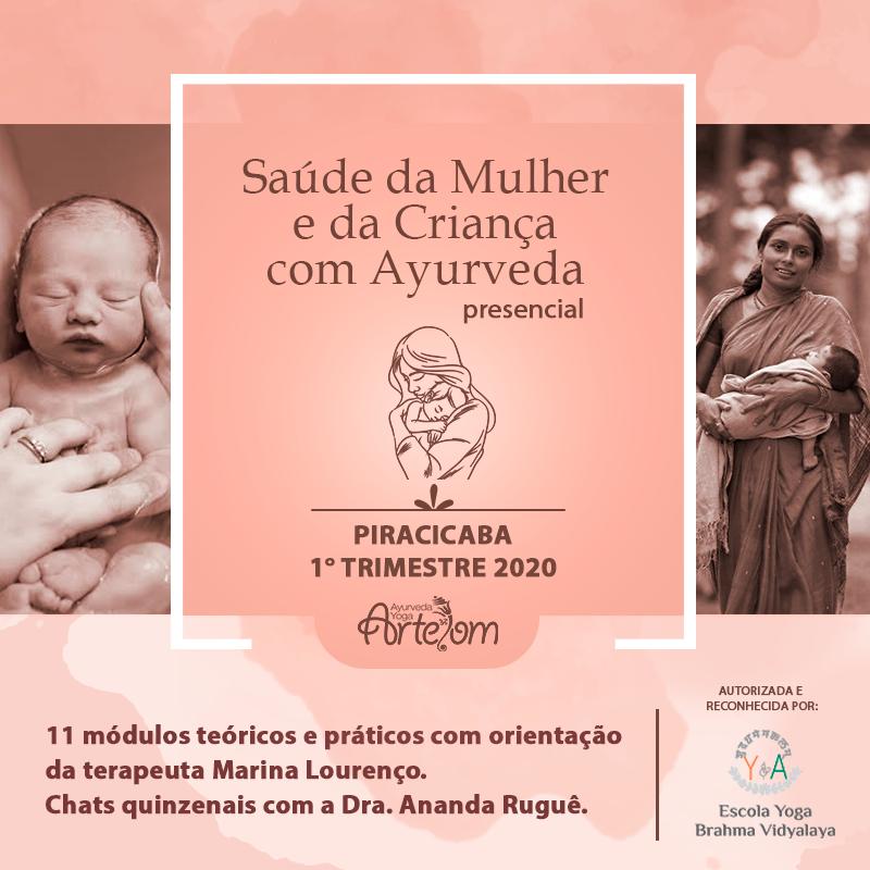Curso de Saúde da Mulher e Criança