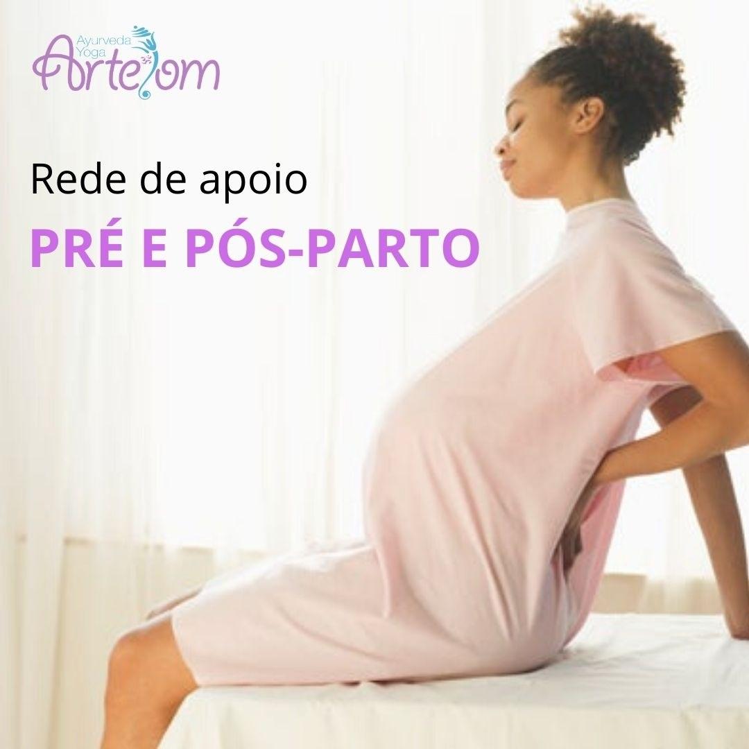 Rede de apoio pré e pós parto