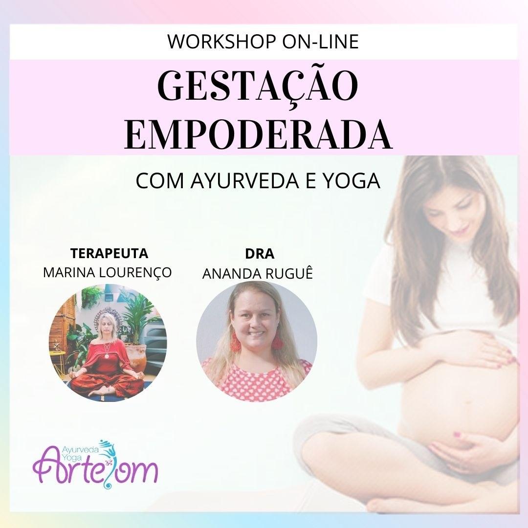 Workshop Gestação Empoderada